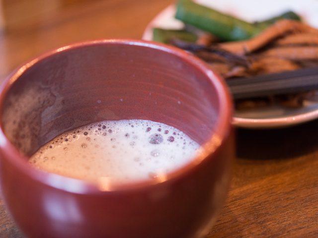 バタバタ茶伝承館