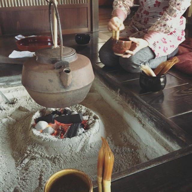 バタバタ茶
