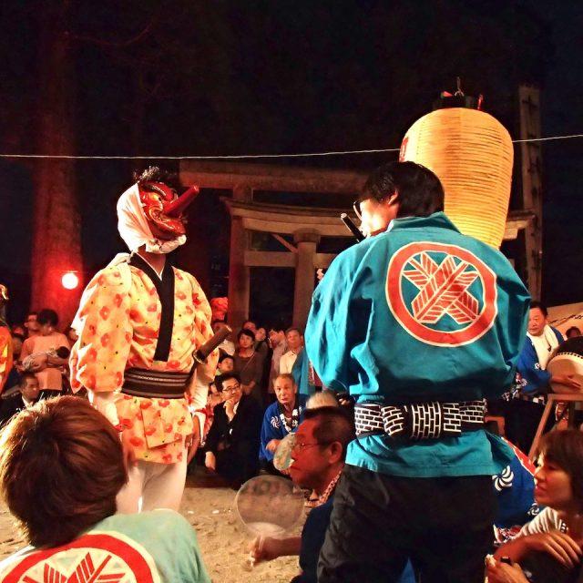 笹川秋祭り