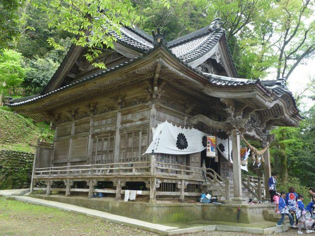 鹿嶋神社春の例大祭